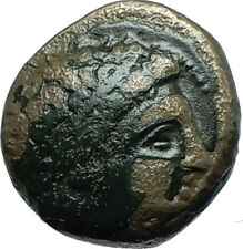 Philip II 359BC Olympic Games HORSE Race WIN Macedonia Ancient Greek Coin i66025