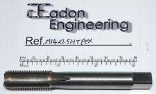 25-pitch fine threads M14x1 25 hss tap die mf14x1