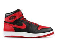 Nike Air Jordan 1 High The Return 768861-001 Black Red Bred 1.5 Men's DS NEW