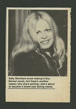 Sally Struthers A boy named Jonah Magazine clipping