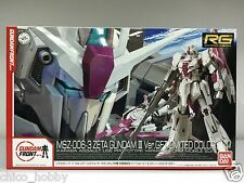 Bandai Gundam Front Tokyo MSZ-006-3 Zeta Gundam III Version GFT Limited Color JP