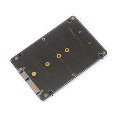 M.2 NGFF (SATA) SSD to 2.5 inch SATA Adapter Card For 8mm Thickness EnclosureSC