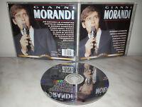 CD GIANNI MORANDI - PRIMO PIANO