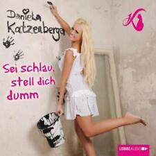 Doppel CD Hörbuch Daniela Katzenberger - Sei schlau, stell Dich dumm - NEU/OVP