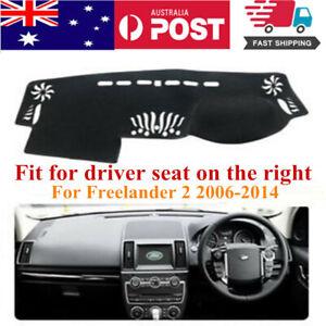 RHD Dash Mat Dash Cover Dashboard No Slips For Land Rover Freelander 2 2006-2014