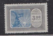 Argentina 1928 Birds 3p 60 Condor (SG 567) mm