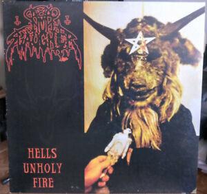 NUNSLAUGHTER - Hells Unholy Fire (Original-Vinyl von 2000, Top-Zustand!)