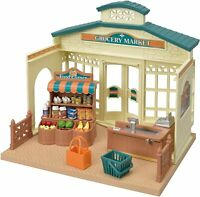Epoch Sylvanian Families Calico Critters Forest Market mi-86
