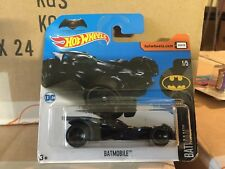 "DIE CAST "" BATMOBILE "" HOT WHEELS  1/64"
