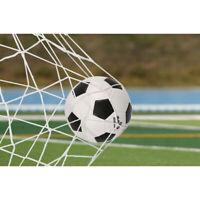 24 * 8FT Football Soccer Goal Net Sport Training Match Home Replace Netting