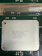 Lot of 9 Intel Xeon E7-4870 SLC3T