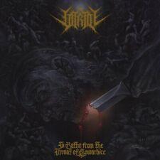 To Bathe From The Throat Of Cowardice - Vitriol CD