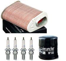 HONDA CB 1000 F Super Four - Big One 93-96 Luftfilter �–lfilter Zündkerze Wartung
