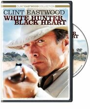 White Hunter, Black Heart (DVD, WS, 2010) Clint Eastwood NEW