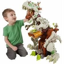 Fisher-Price Imaginext Ultra T-rex Kids Dinosaur New