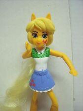 "My Little Pony 2015 Equestria Girls McDonalds 5"" Doll Apple Jack Figure"