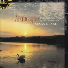 Arabesque (Romantic Harp Music Of The 19th Century) : Susan Drake