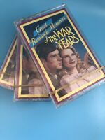 Great Romantic Memories of The War Years (3 cassette set, Reader's Digest) 2,3,4