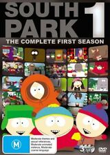 South Park : Season 1 (DVD, 2011, 3-Disc Set)