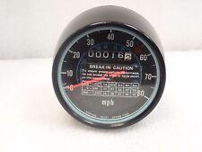 Kawasaki NOS NEW  25005-1058 Speedometer Assy MPH KE KE100 1976-81
