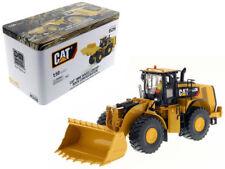 1/50 Cat 980K Engineering Car Trucks Diecast Wheel Rock Loader Model Toy 85296