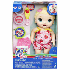 Baby Alive C2697EU50 Lily Super Snacks