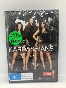 Keeping Up With The Kardashians : Season 5 New / Sealed Safe Ship And Tracking