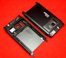 ORIGINALE Nokia n8 n8-00 Cover Posteriore Cover Posteriore Altoparlante FOTOCAMERA vetro imprecando