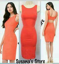 NWT BEBE Open Back Dress SIZE M Fabulous, curve-flattering power knit $113