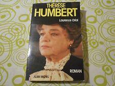 "Simone Signoret - Livre  "" Thérése Humbert """