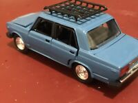 Russian Made Novo export  N1/43 Scale diecast - R1 Lada Riva Vaz  Blue Mint