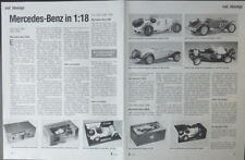 BBURAGO CHRONIK MERCEDES BENZ SSKL , SSK, 500K in 1-18... von 1998