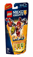 LEGO Nexo Knights 70331 Ultimativer Macy Ultimate Roboter Rüstung