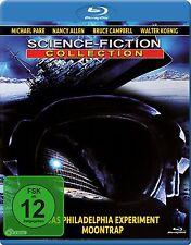 Sci-Fi Klassiker DAS PHILADELPHIA EXPERIMENT & MOONTRAP BLU-RAY Box COLLECTION