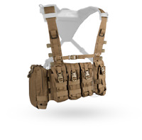 Crye Precision - AVS Detachable Chest Rig - Coyote Brown