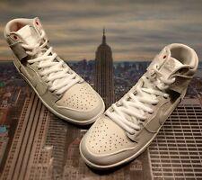 ee0cc6dcdc88e1 Nike SB Zoom Dunk High Pro QS Kevin Bradley White Red Size 13 AH9613 116