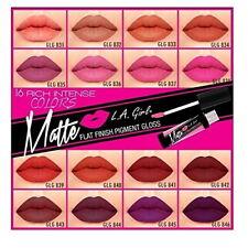 LA GIRL Matte Pigment Gloss - Brand New - Authentic