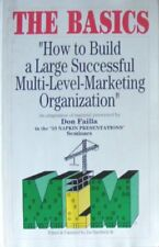 B000MB0J3K The Basics: How to Build a Large Successful Multi-Level-marketing Or