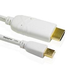 2m - Cablesson Mini Displayport auf HDMI Kabel - Thunderbolt Anschluss - 1080p