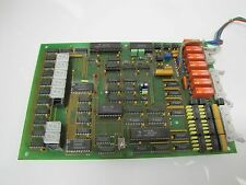 OFTE FAME CIRCUIT BOARD DISPLAY CARD EB 07.89 EB-07-89 EB07.89