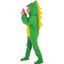 New Kids Boys Dinosaur Age 2 - 4 Book Week Fancy Dress Costume