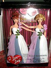 Barbie  I love lucy     Lucy & Ethel buy dress #69    2006 mattel collector  set