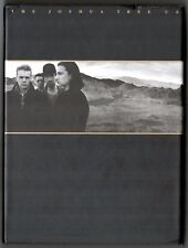 U 2  The Joshua Tree (2007) BOX 2 CD + DVD + Foto + Booklet LIMITED EDITION RARE