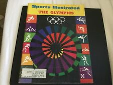 AUGUST 1972 SPORTS ILLUSTRATED THE OLYMPICS