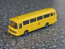 █► Mercedes O302 Bus Post PTT #710 Wiking 1:87