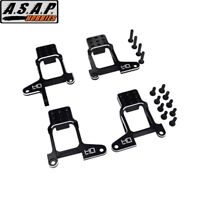 Hot Racing TRXF28M01 Aluminum Multiple Positions Shock Tower Hoops Traxxas TRX-4