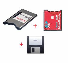 PCMCIA to CF Adapter SD Drivers Transfer Kit - Amiga 600 1200 #627