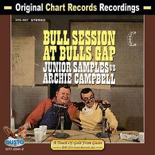 Junior Samples, Juni - Bull Session at Bulls Gap [New CD]