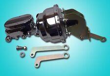 mopar A B E body cuda charger chrome  brake booster and master cylinder