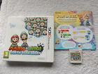 MARIO & LUIGI DREAM TEAM BROS. NINTENDO 3DS RPG V.G.C. FAST POST COMPLETE